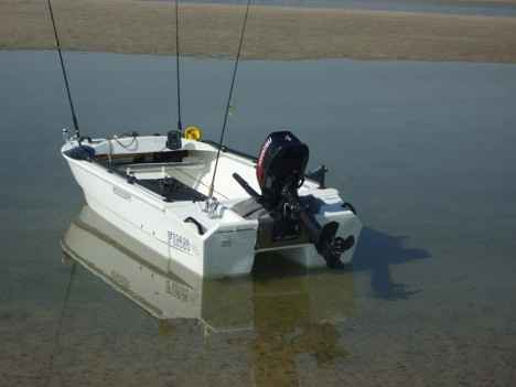 The SPINDRIFT 3.0m poly dinghy